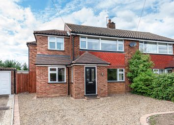 Thumbnail 6 bed semi-detached house for sale in Jasmin Road, West Ewell, Epsom
