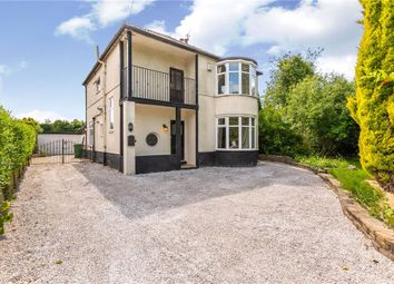 Thumbnail 3 bed detached house for sale in Back Lane, Burtonwood, Warrington
