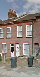 Thumbnail 2 bed terraced house to rent in St Peters Road, Luton