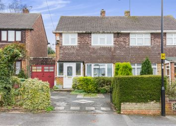 Thumbnail 3 bed semi-detached house for sale in Alandale Road, Southampton