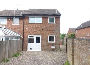 Thumbnail 4 bedroom semi-detached house to rent in Holworthy Road, Norwich