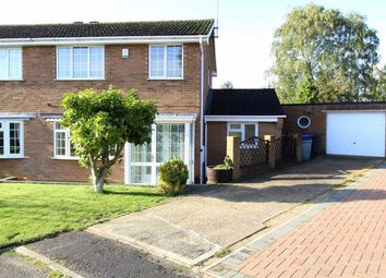 3 bed semi-detached house for sale in Clifton Close, Long Buckby, Northampton NN6