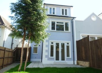 Thumbnail 3 bed semi-detached house to rent in The Maples, Upper Teddington Road, Hampton Wick