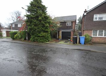 Thumbnail 3 bed detached house for sale in Beechfield Road, Stockport, Cheshire