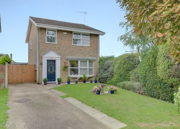 Thumbnail 3 bed detached house for sale in Greystone Avenue, Worthing