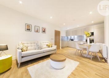 Thumbnail 2 bed flat to rent in Portrait Building, River Mill One, Lewisham, London