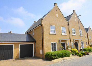 Thumbnail 3 bedroom semi-detached house for sale in Gunners Rise, Shoebury Garrison, Essex