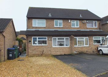 Thumbnail 3 bed semi-detached house for sale in Gloucester Walk, Westbury, Wiltshire