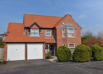 Thumbnail 4 bed detached house for sale in Archers Field, Southwell