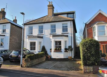 Thumbnail 3 bed semi-detached house for sale in Portland Road, Bishop's Stortford