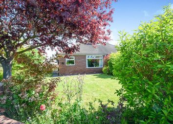 Thumbnail 2 bedroom bungalow for sale in Carmires Avenue, Haxby, York