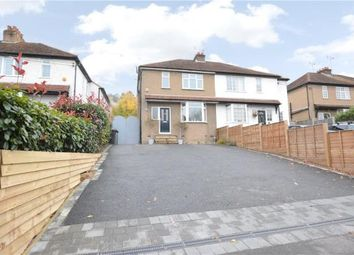 Thumbnail 3 bed semi-detached house for sale in Boundary Road, Wooburn Green, Buckinghamshire