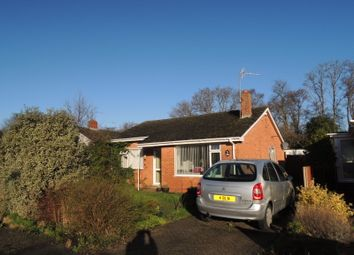 Thumbnail 3 bed detached bungalow for sale in Winston Gardens, Branksome