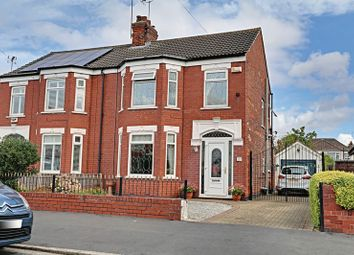 Thumbnail 3 bed semi-detached house for sale in Waldegrave Avenue, Hull