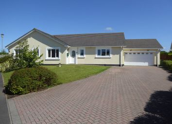 Thumbnail 4 bed detached bungalow for sale in Cronk Cullyn, Colby, Isle Of Man