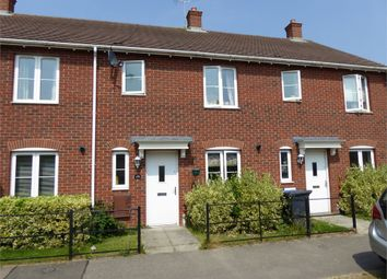 Thumbnail 3 bed terraced house for sale in Thistle Drive, Desborough, Kettering, Northants