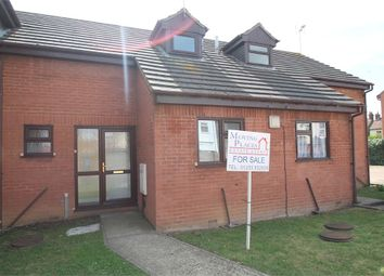 Thumbnail 2 bed maisonette for sale in Warwick Road, Clacton-On-Sea