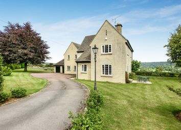 Thumbnail 4 bed detached house for sale in Cheltenham Road, Painswick, Stroud