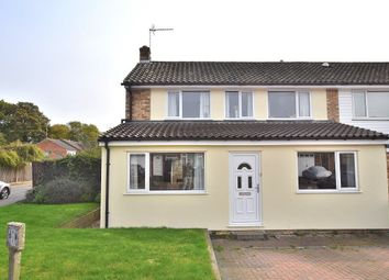 Thumbnail 3 bedroom semi-detached house to rent in Rainsford Road, Stansted, Essex
