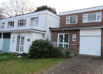Thumbnail 3 bed terraced house for sale in Abbotsfield Close, Southampton