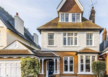 Thumbnail 5 bed detached house for sale in Broom Water, Teddington