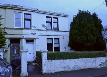 Thumbnail 4 bed end terrace house for sale in Bolivar Terrace, Glasgow