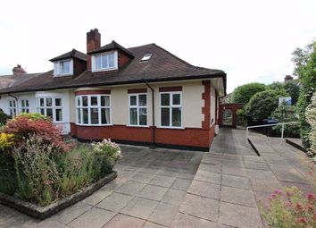 Thumbnail 2 bedroom semi-detached bungalow for sale in Ridge Avenue, Winchmore Hill, London