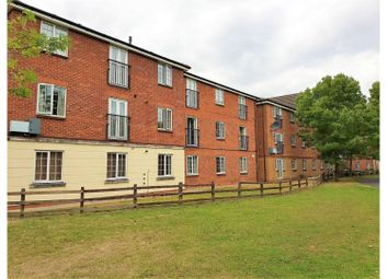 Thumbnail 2 bed flat for sale in Trent Bridge Close, Stoke-On-Trent