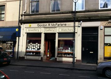 Thumbnail Retail premises for sale in Gordon R Mcfarlane, Alloa