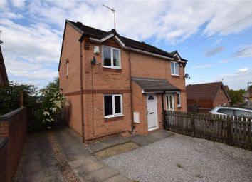 Thumbnail 2 bed semi-detached house for sale in Wensleydale Avenue, Armley, Leeds