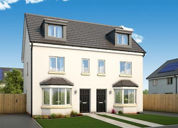 "Thumbnail 3 bed property for sale in ""The Roxburgh At Abbotsway"" at Inchinnan Road, Paisley"
