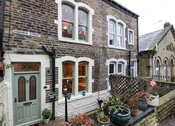 Thumbnail 4 bed semi-detached house for sale in Osborne Street, Hebden Bridge