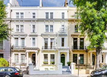 Thumbnail 3 bed flat for sale in Elgin Crescent, London