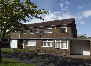 Thumbnail 3 bedroom property to rent in Dymock Court, Newcastle Upon Tyne