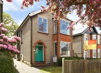 Thumbnail 4 bed detached house for sale in Byng Road, Barnet