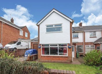 3 bed semi-detached house for sale in Elgar Crescent, Llanrumney, Cardiff CF3