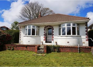 Thumbnail 2 bed detached bungalow for sale in Quarry Road, Treboeth