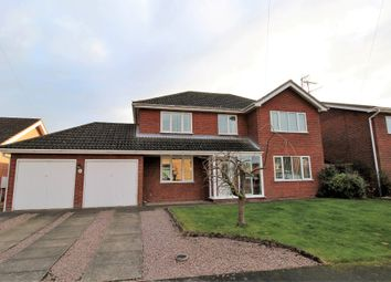 Thumbnail 4 bed detached house for sale in Holland Way, Holbeach, Spalding, Lincolnshire