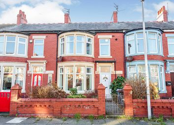 Thumbnail 3 bed terraced house for sale in Lichfield Road, Blackpool, Lancashire