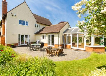 Thumbnail 5 bed detached house for sale in High Street, Barley, Royston