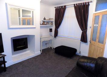 Thumbnail 2 bedroom terraced house for sale in Gisburn Grove, Blackpool