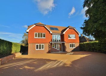 Thumbnail 4 bed detached house for sale in Rotherfield Lane, Mayfield