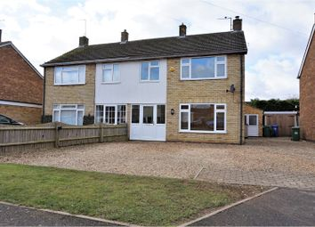 Thumbnail 3 bed semi-detached house for sale in Stanwell Lea, Banbury