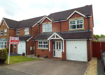 Thumbnail 4 bed detached house for sale in Hamilton Close, Bicester, Oxfordshire