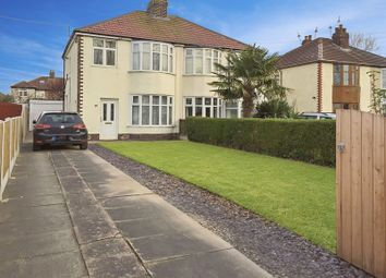 Thumbnail 3 bed semi-detached house for sale in Valley Road, Crewe