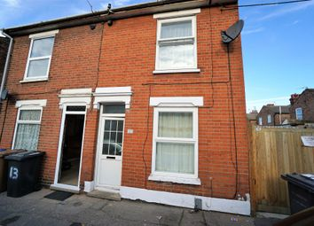 Thumbnail 3 bed end terrace house for sale in Wellesley Road, Ipswich, Suffolk