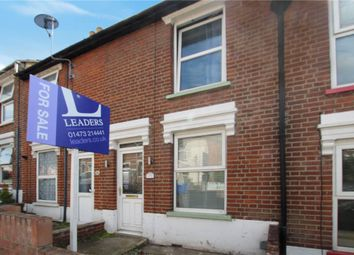 Thumbnail 2 bed terraced house for sale in Cavendish Street, Ipswich, Suffolk