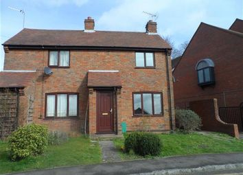 Thumbnail 2 bed semi-detached house to rent in Green End, Aylesbury