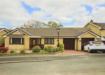 Thumbnail 2 bed detached bungalow for sale in Broading Close, Cliviger, Lancashire