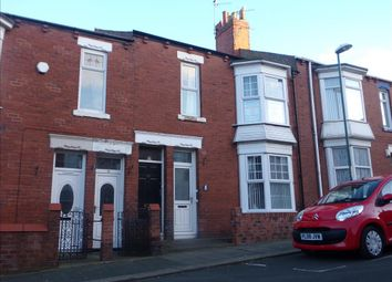 Thumbnail 3 bedroom flat to rent in Pembroke Terrace, South Shields
